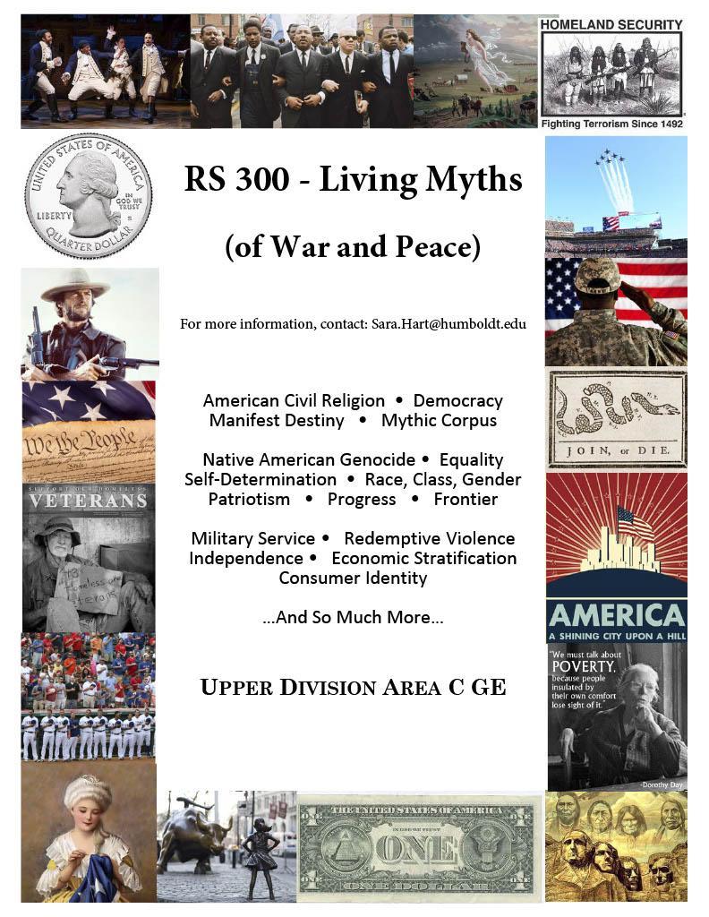 RS 300 Living Myths