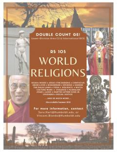 RS 105 World Religions
